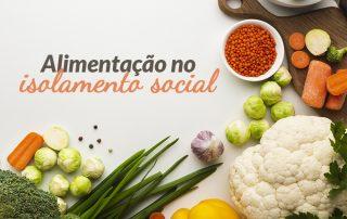 Alimentação no isolamento social