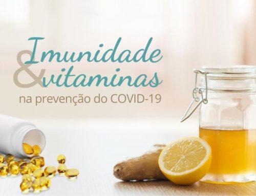 Imunidade e vitaminas
