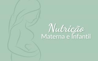 nutrição materno infantil
