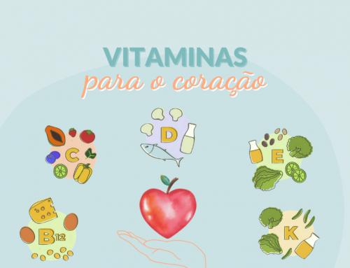 As 5 vitaminas ideais para o coração